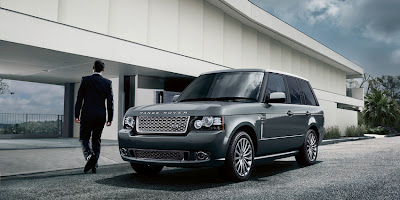 Luxetips Automobiles: 2012 Range Rover HSE