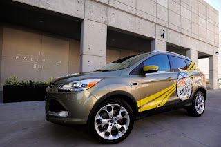 Luxetips Events: Ford Reality Show Escape Routes Stops in Atlanta