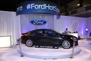 Luxetips Events: Celebs Hang Out Inside The Ford Hotspot During The BET Awards 2012