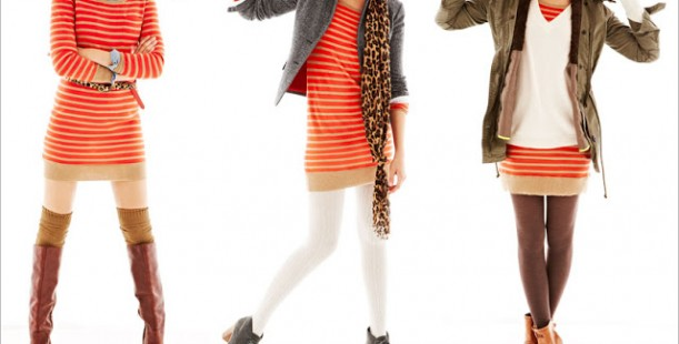 Luxetips Style: GAP Striped Dresses: Classic