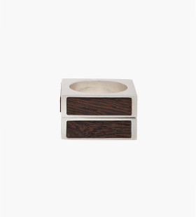 Wood You Suggest Your Anniversary Gift? Maison Martin Margiela Wood Rings