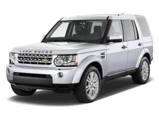 Luxetips Automobiles! 2012Land Rover LR4