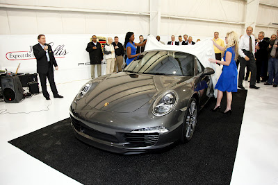 Luxetips Automobiles! 2012 Porsche 911 Carrera S with Jim Ellis Porsche