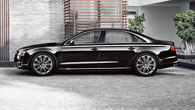 Luxetips Automobiles! 2014 Audi A8 L W12: Super Luxe!