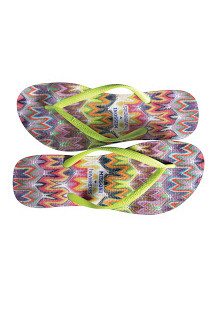 Luxetips Style: Missoni and Havaianas Collabo is HOT