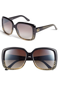 Luxetips Style! GUCCI GUCCI Sunglasses: Summer HOT