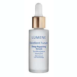 Giveaway! Lumene Excellent Future Deep Repairing Cream and Serum.