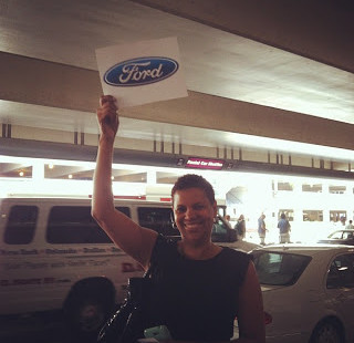 Luxetips Events! Celebs Hanging Out In The Ford HOT SPOT At The BET Awards!