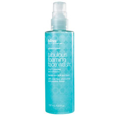 Luxetips Beauty! Bliss Fabulous Foaming Face Wash