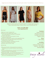Great Fashion Event taking Place Tonight!!!