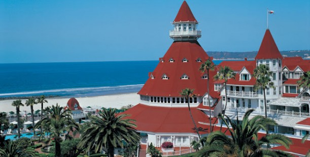 Luxetips Travel! Easter Celebrations at The Del Coronado Resort