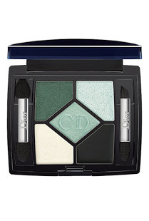 DIOR 5 COULEUR DESIGNER EYE PALETTE: GREEN WITH ENVY