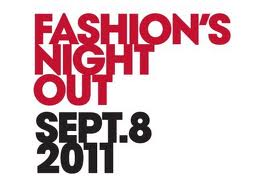 Luxetips Events! Fashion's Night Out Atlanta