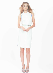 Luxetips Style! Logue London Wimbledon Shirtdresses