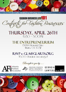 Luxetips Events: Fashion Busines Law Seminar