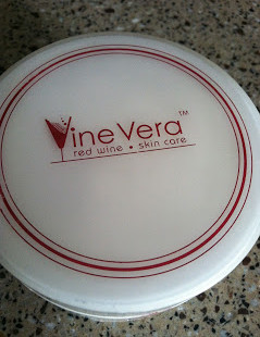 Luxetips Beauty! Vine Vera Intensive Shea Body Butter With Resveratrol: Luxe!