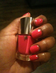 Lancome Summer 2010 Collection: Miss Perfectly Pink Nail Color