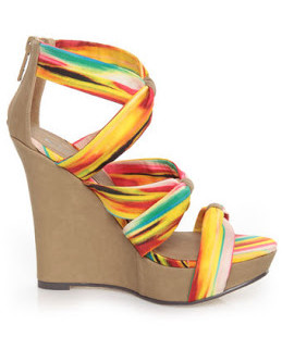 Luxetips Style: Micheal Antoni Gheza Wedges