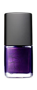 NARS Purple Rain Nail Polish! Purple Rain…Purple Rain