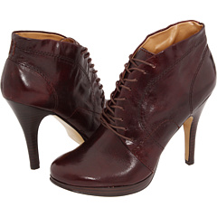 Day 11: Oxford Booties