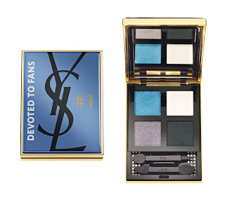Luxetips Beauty: YSL Launches Limited Edition Eye shadow Palette Exclusively for Facebook Fans