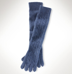 Day 4: Elbow Length Gloves