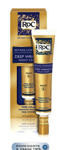Hot Drugstore Find of the Week: RoC Retinol Correxion Deep Wrinkle Night Cream