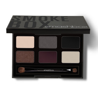 12 Days of Luxetips Before Christmas Giveaway: Smashbox Cosmetics Smokebox Palette