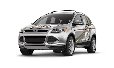 Luxetips Automobiles! Ford Partners with NBC for Reality TV Show: Escape Routes