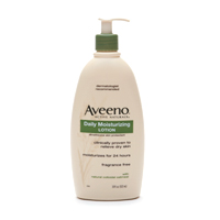 Hot Drugstore Find of the Week: Aveeno Daily Moisturizing Lotion
