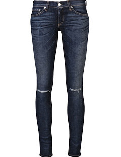 Luxetips Style: Distressed Denim Done Right!