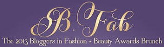 Luxetips Events: B.FAB Bloggers In Fashion and Beauty Awards Brunch