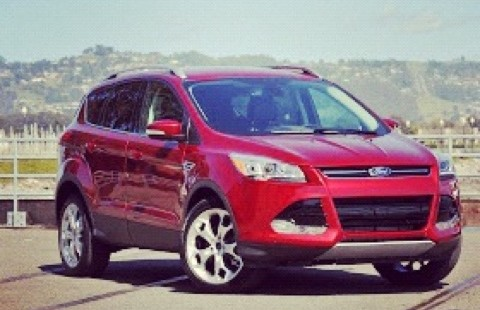 Luxetips Automobiles! Winner of the Ford Escape For A Day Contest