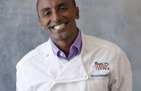 Luxetips Events: Chef Marcus Samuelsson at Macy's Lenox Mall Feb. 2!