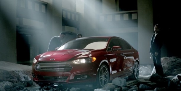 "Luxetips Autombiles: New 2013 Ford Fusion Gives Nod to Tupac Shakur in ""A Rose"" Campaign"