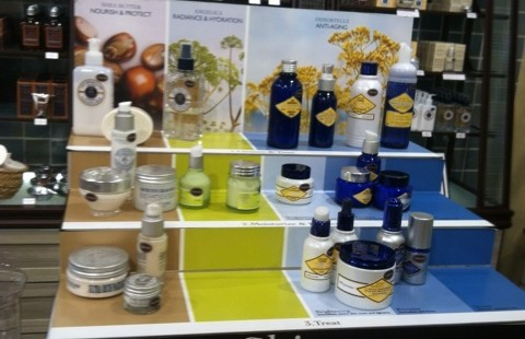Luxetips Beauty: L'Occitane Angelica Free Facial Event