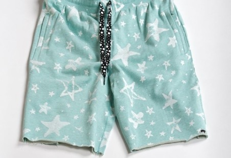 Luxetips Style! Luxetips kids: Trukfit Spring Collection: GLO Baby GLO Shorts