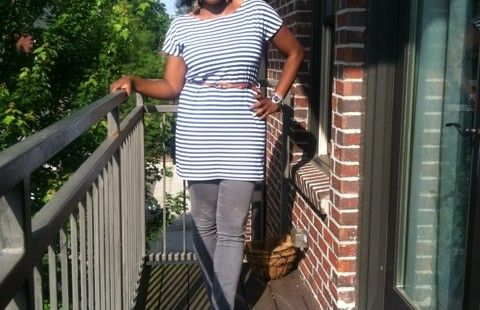 Luxetips Style!: Stripes and Converse