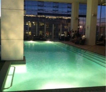Luxetips Events: Voli Spirits Presents Sunset Yoga at The W HotelDowntown Atlanta