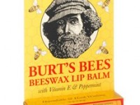 Hot Drugstore Find of the Week: Burt's Bees Beeswax Lip Balm