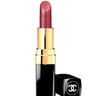 Chanel Coco Rouge Noir Lipstick: Diva Red!