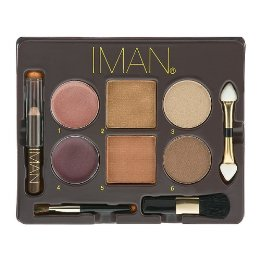 Hot Drugstore Find of The Week: Iman's Beauty Success Makeup Kit