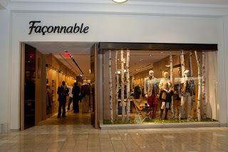 Luxetips Events: Faconnable 2011 Fall Collection Shopping Event
