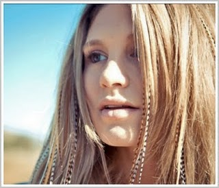 Feather Extensions at Muse Salon & Spa