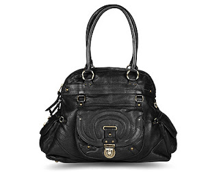 I Need This in My Life: Hayden-Harnett Black Onyx Sonia Tote