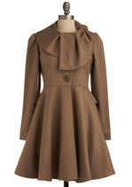 Haute Coat-ure at Modcloth
