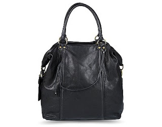 I Need This in My Life: Hayden-Harnett Black Tamasin Tote