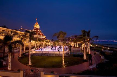 Luxetips Travel: HOTEL DEL CORONADO PRESENTS SKATING BY THE SEA