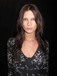 Luxetips Style: New York Fashion Week: Frederic Fekkai Bed Head Hair At Altuzarra Show