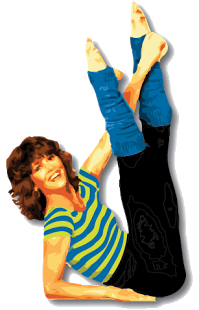 Celebrate World Fitness Day with Jane Fonda and Friends!